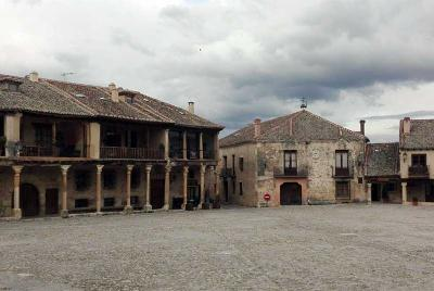 Pedraza. Plaza Mayor